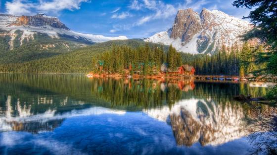 Emerald Lake Lodge, Canada