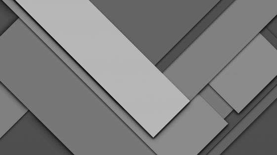 Grey material design wallpaper