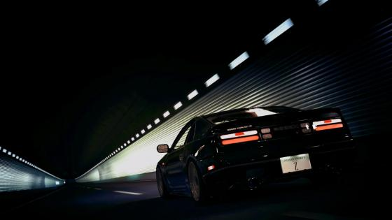 Nissan 300ZX wallpaper