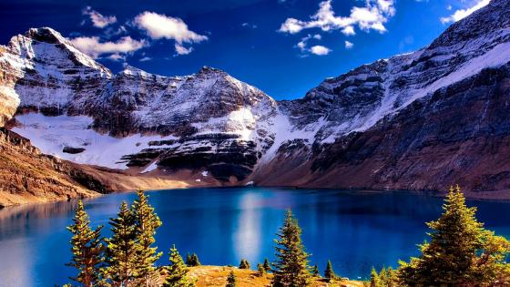 Yoho National Park wallpaper