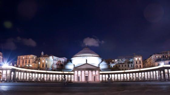 Piazza del Plebiscito wallpaper