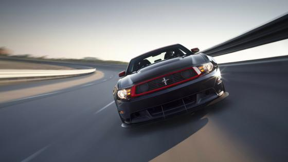 Ford Mustang Boss 302 wallpaper