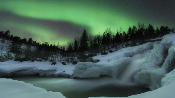 Northern Lights ❄️ wallpaper