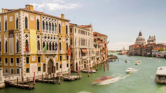 Venice - Grand Canal wallpaper