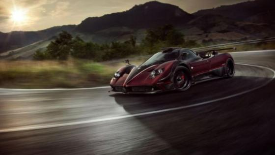 Pagani Zonda - Italian luxury supercar  wallpaper