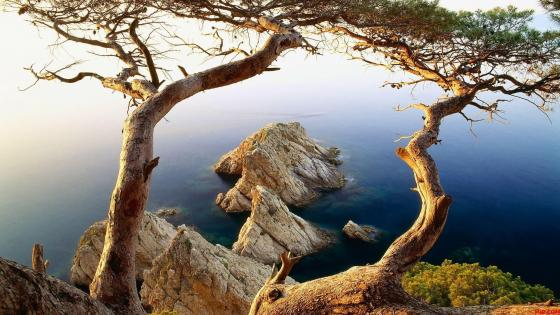 Costa Brava - Spain ☀️ wallpaper