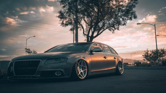 Dream car - Audi wallpaper