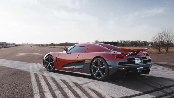 Koenigsegg Agera R wallpaper