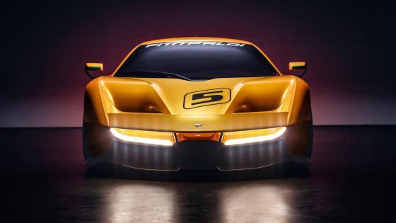 Pininfarina Fittipaldi EF7 Vision Gran Turismo wallpaper