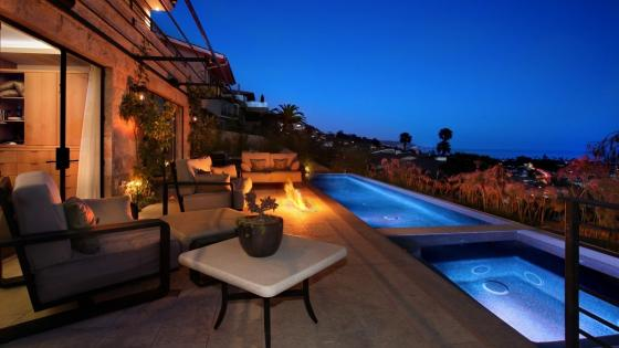 Laguna Beach Residence wallpaper