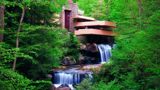 Fallingwater wallpaper