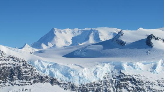 Ellsworth Mountains, Antarctic wallpaper