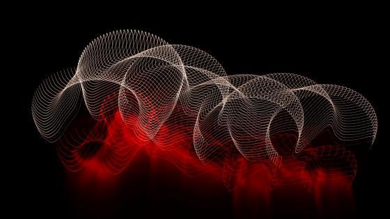 3D graphics design wallpaper