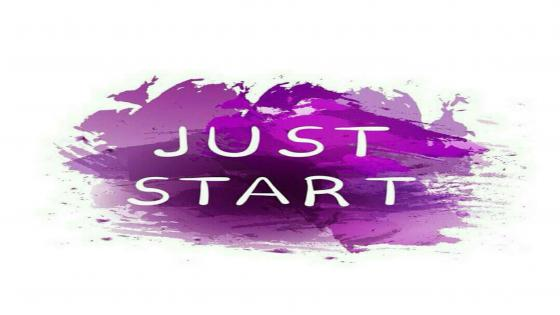 Just start wallpaper