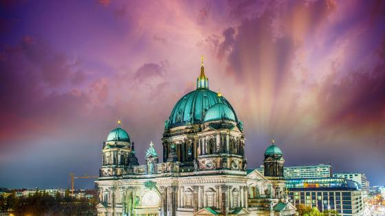 Berlin Cathedral Church wallpaper