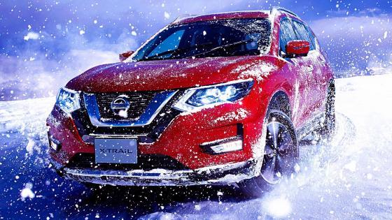Nissan X Trail 4x4 wallpaper