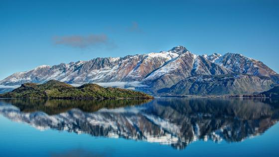 Lake Wakatipu - New Zealand wallpaper