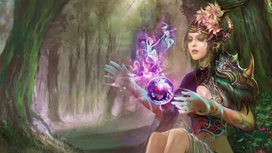 Fairy art - Fantasy image wallpaper