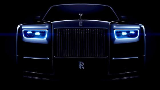 Rolls-Royce Phantom Coupé wallpaper