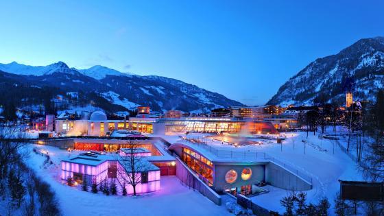 Zurich in winter - Switzerland wallpaper