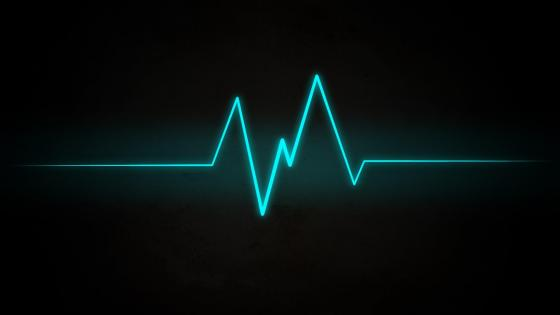 Signs of life - Heart Beat wallpaper