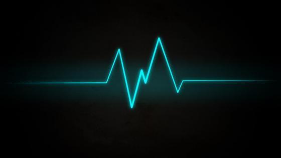 Signs of life - Heart Beat wallpaper