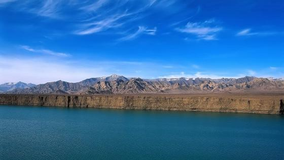 Qinghai Lake wallpaper