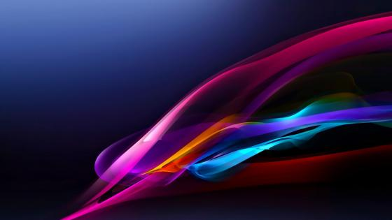 Abstract graphics artwork wallpaper