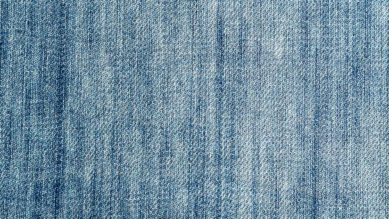 Blue washed jeans texture wallpaper
