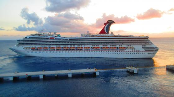 Carnival Glory cruise ship wallpaper