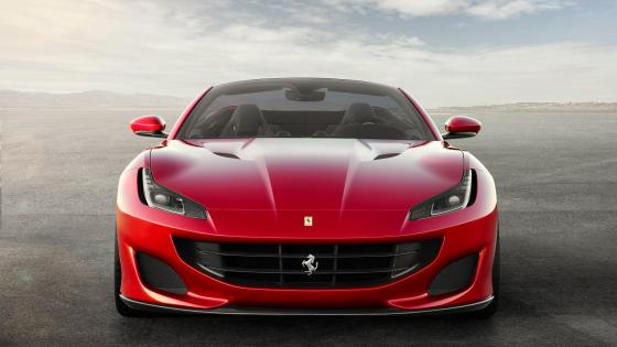 Ferrari Portofino wallpaper