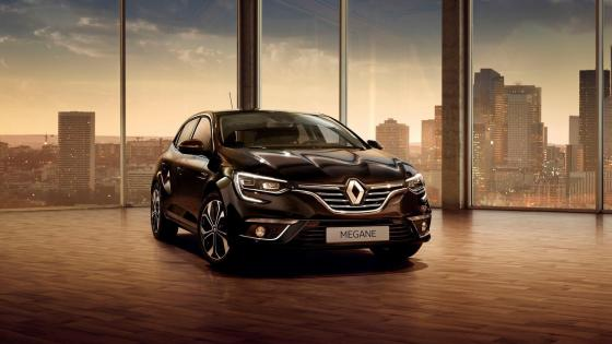 Renault Mégane 2017 wallpaper