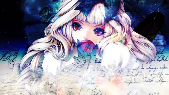 Illusion - Anime artwork wallpaper