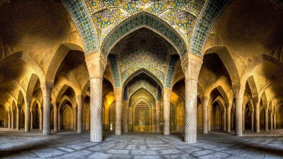Vakil Mosque - Shiraz, Iran wallpaper