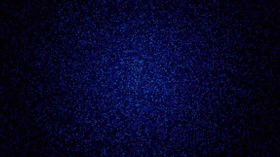 Pixel chaos wallpaper