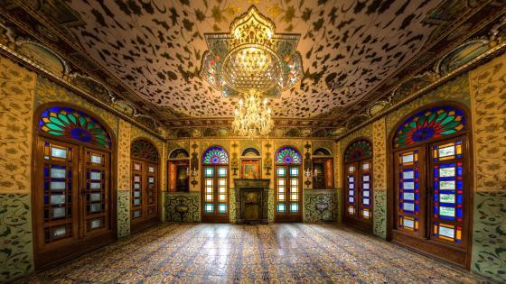 Golestan Palace wallpaper