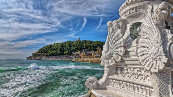 San Sebastian - Spain wallpaper