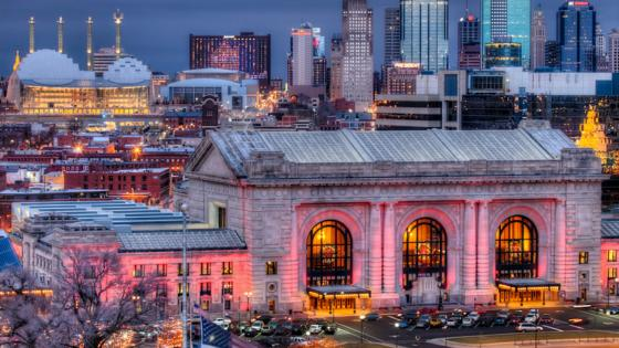 Kansas City Union Station wallpaper