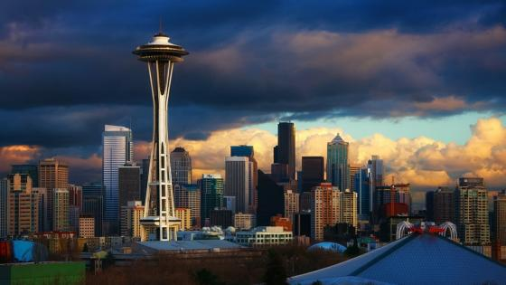Seattle Center, Washington, United States wallpaper