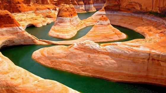 Colorado River - Grand Canyon National Park wallpaper