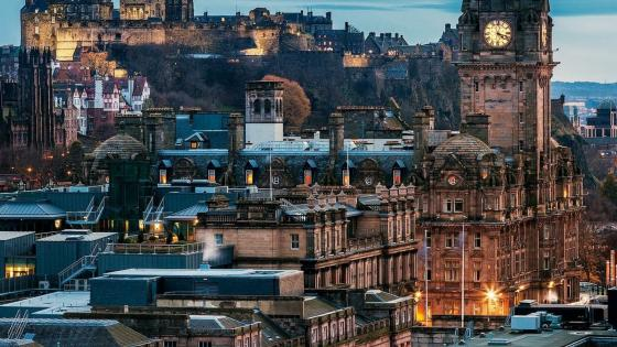 Edinburgh, Scotland wallpaper