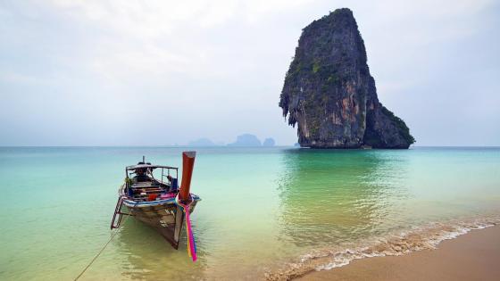 Phra Nang Beach, Thailand wallpaper
