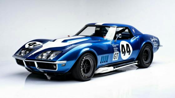 1968 Chevrolet Corvette L-88 race car wallpaper