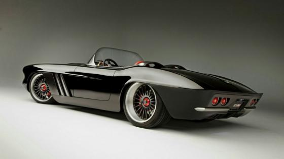1962 Chevrolet Corvette RS Roadster wallpaper