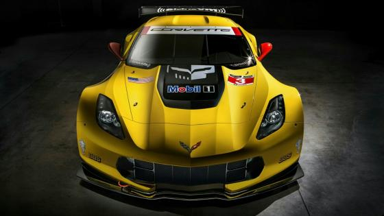 Chevrolet Corvette C7R wallpaper