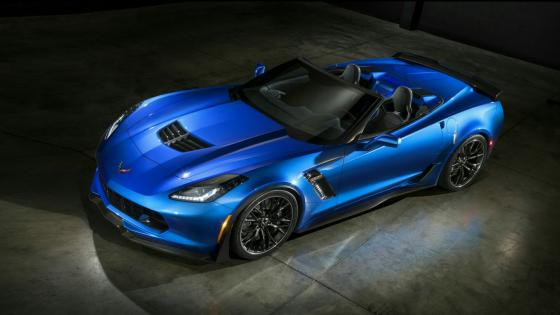 2015 Chevy Corvette Z06 wallpaper