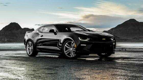2016 Chevrolet Camaro SS wallpaper