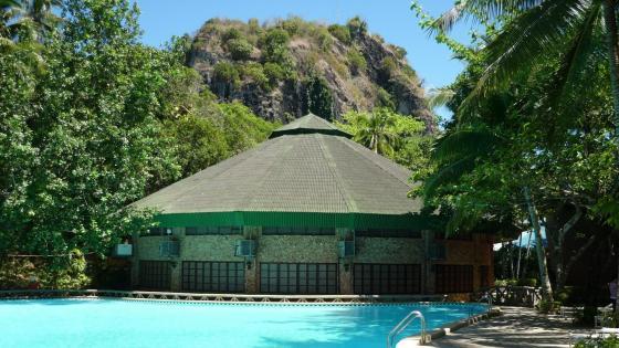Resort in Philippine Islands wallpaper