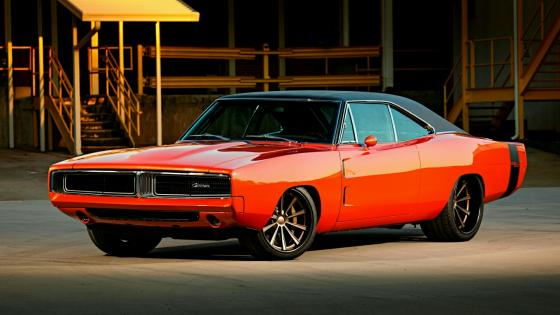 Dodge Charger wallpaper