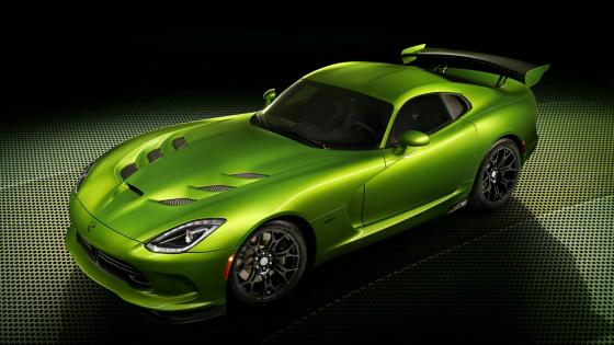 2015 Dodge Viper SRT wallpaper